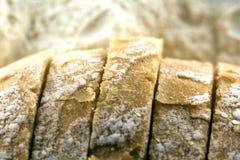 Il pane bio- immagini stock