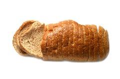 Il pane nero per salute, immagini del pane nero, ha affettato i pani neri, pane nero turco per i pazienti Immagini Stock Libere da Diritti