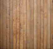 Il pannello di legno struttura il colore marrone Fotografia Stock