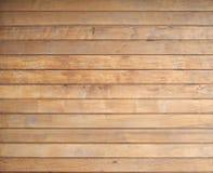 Il pannello di legno struttura il colore marrone Fotografie Stock Libere da Diritti