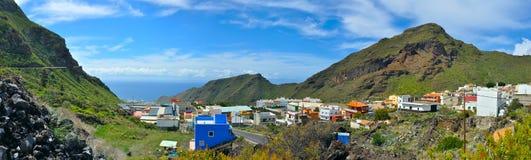 Il panorama di Tamaimo Fotografia Stock