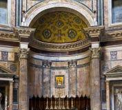 Il panteon di Roma Immagini Stock Libere da Diritti
