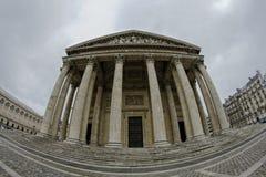 Il Panthéon Fotografia Stock