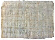 Il papiro Immagini Stock Libere da Diritti