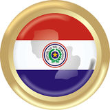 Il Paraguay royalty illustrazione gratis