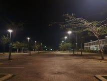 Il parcheggio Immagini Stock Libere da Diritti