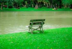 Il parco di Chatuchak è un parco nel cuore della capitale tailandese, situato a Bangkok Fotografie Stock Libere da Diritti