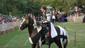 Il parco forte medievale NYC 116 di Tryon di festival 2014 @ Fotografia Stock