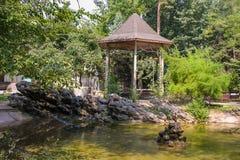 Il parco Ioanid Fotografia Stock