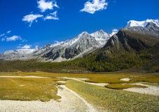 Il parco nazionale in Cina fotografie stock
