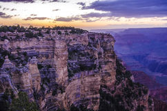 Il parco nazionale di Grand Canyon immagine stock