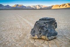 Il parco nazionale di Playa Death Valley della pista Immagini Stock Libere da Diritti