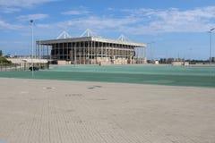 Il parco olimpico Rio 2016 è stato trasformato in un'area di svago b immagine stock