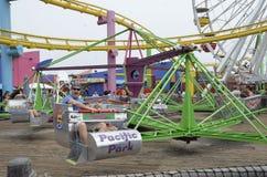 Il parco pacifico Los inclina U.S.A. fotografie stock