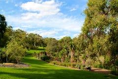 Il parco Perth di re Immagine Stock