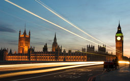 Il Parlamento Fotografie Stock Libere da Diritti