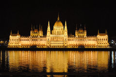 Il Parlamento Immagini Stock Libere da Diritti