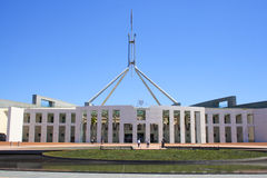 Il Parlamento alloggia Immagini Stock