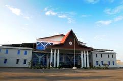 Il Parlamento alloggia Fotografia Stock