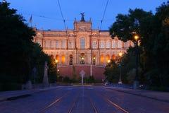 Il Parlamento bavarese a Monaco di Baviera Immagini Stock