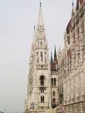 Il Parlamento a Budapest Immagine Stock