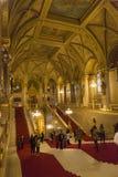 Il Parlamento Budapest Fotografia Stock Libera da Diritti