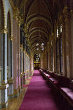 Il Parlamento Budapest Fotografia Stock