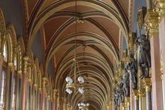 Il Parlamento Budapest Immagine Stock Libera da Diritti