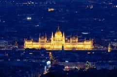 Il Parlamento, Budapest, Ungheria Fotografia Stock