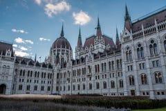 il Parlamento a Budapest, Ungheria immagine stock