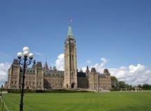 Il Parlamento canadese Immagini Stock Libere da Diritti