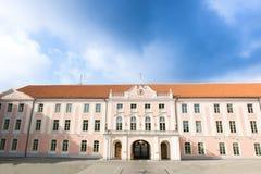 Il Parlamento dell'Estonia in Tallin Immagini Stock