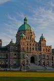 Il Parlamento della Victoria alloggia il Canada Fotografia Stock Libera da Diritti