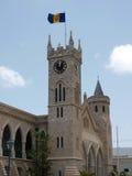 Il Parlamento delle Barbados Fotografia Stock