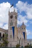 Il Parlamento delle Barbados Fotografia Stock Libera da Diritti