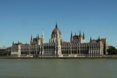Il Parlamento di Budapest, Ungheria fotografia stock