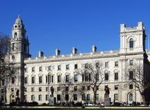 Il Parlamento di Londra Immagine Stock Libera da Diritti