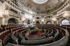 Il Parlamento di subalpino Fotografia Stock Libera da Diritti