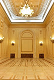 Il Parlamento - interiore immagini stock libere da diritti