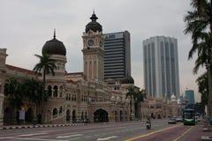 Il Parlamento in Kuala Lumpur immagine stock libera da diritti