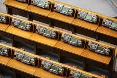 Il Parlamento Ucraina Fotografia Stock Libera da Diritti