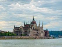 Il Parlamento ungherese Immagini Stock
