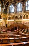 Il Parlamento ungherese, Budapest Immagine Stock Libera da Diritti
