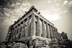 Il Parthenon, Atene, Grecia Fotografia Stock