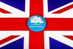 Il partito conservatore Immagine Stock Libera da Diritti
