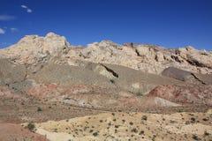 Il passaggio del diavolo, Utah Fotografia Stock Libera da Diritti