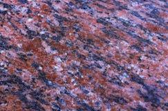 Il pavimento del granito Fotografia Stock