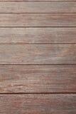 Il pavimento di legno Fotografia Stock
