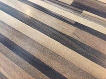 Il pavimento di legno Fotografia Stock Libera da Diritti