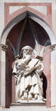 IL Pensatore ο φιλόσοφος, καθεδρικός ναός της Φλωρεντίας Στοκ Εικόνα